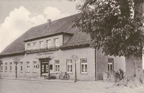 Stiftschänke Schwermann altes Außenfoto